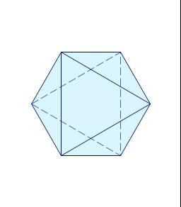 Octahedron, octahedron,