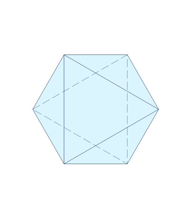 How To Draw Geometric Shapes In Conceptdraw Pro