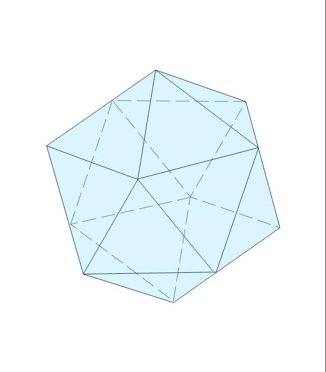 Icosahedron, icosahedron,