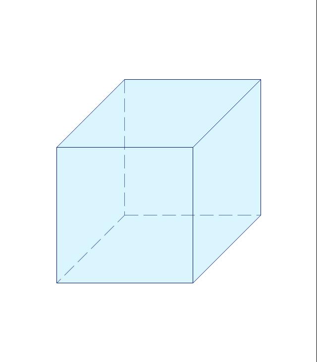 Cube, cube,