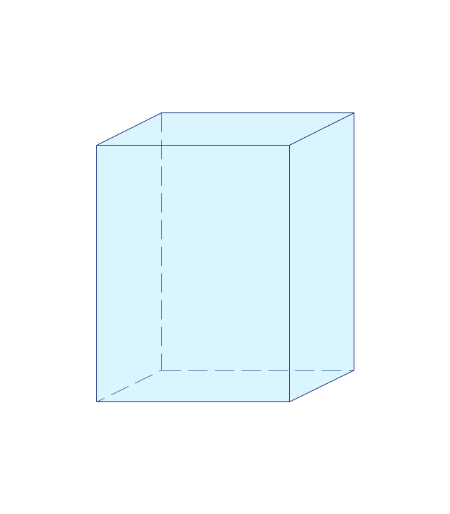 Rectangular cuboid, cuboid, rectangular cuboid, right cuboid, rectangular box, rectangular hexahedron, right rectangular prism, rectangular parallelepiped,