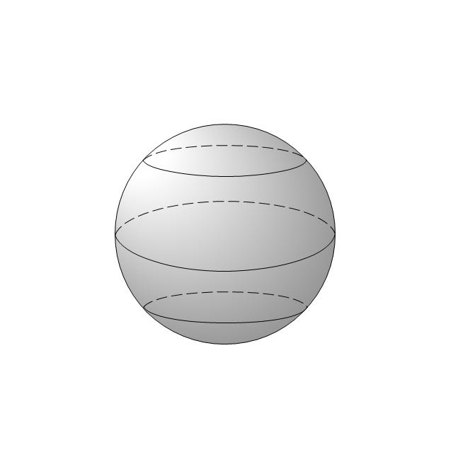 Globe, parallels, Earth, globe,