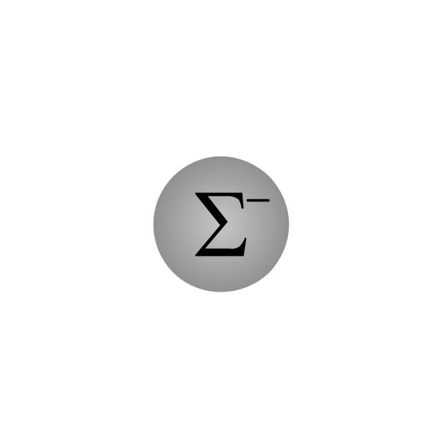 Sigma-minus-hyperon, Anti-Sigma-minus-hyperon,