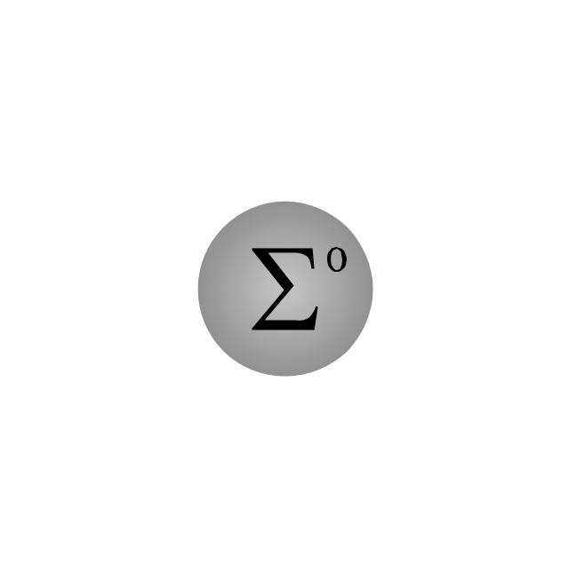 Sigma-null-hyperon, Sigma-null-hyperon,