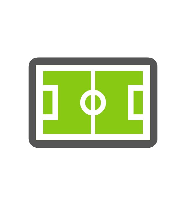 Soccer field, soccer field,
