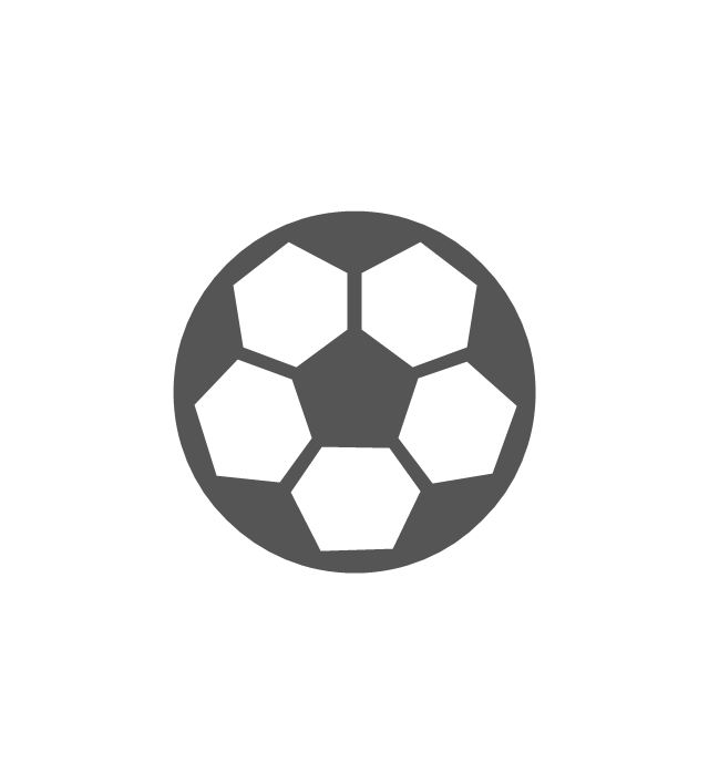 soccer pictograms