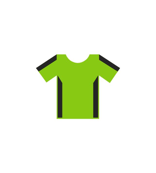 Footballer shirt, footballer shirt,