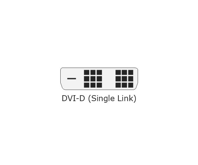 DVI-D (Single Link),