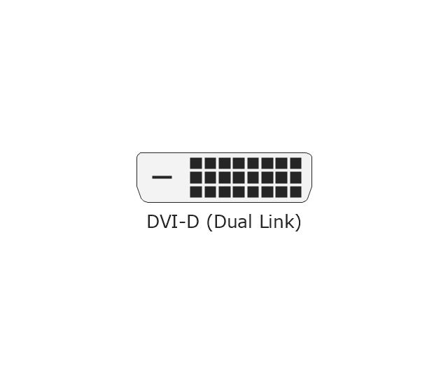 DVI-D (Dual Link),