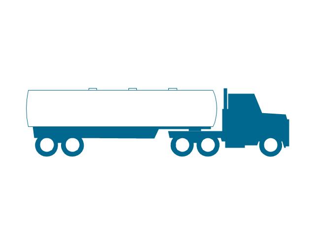 Tank truck, tank truck,