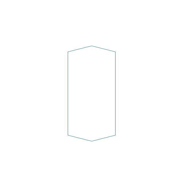 Vessel angled ends, vessel, drum, pressure vessel,