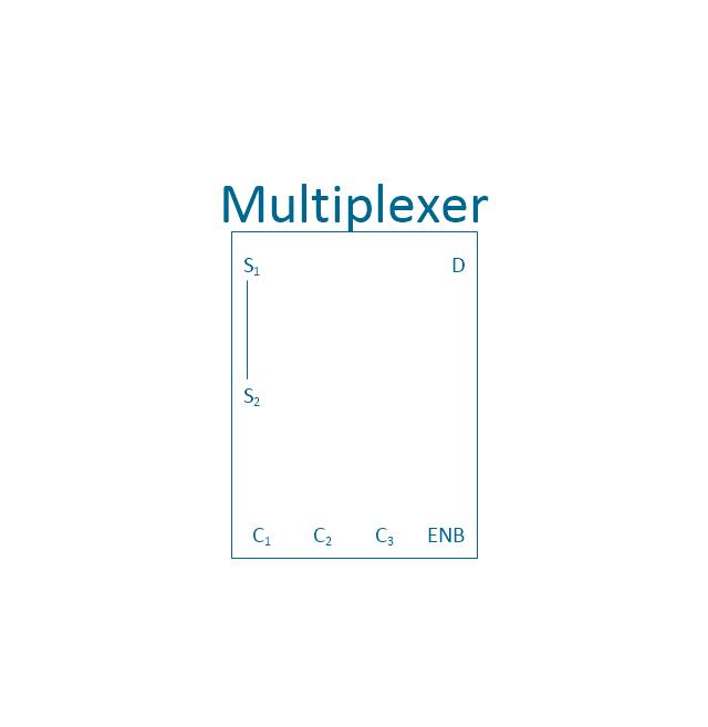MUX 8, MUX 8, 8-channel, multiplexer, demultiplexer,