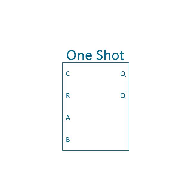 One shot, one shot, multivibrator,