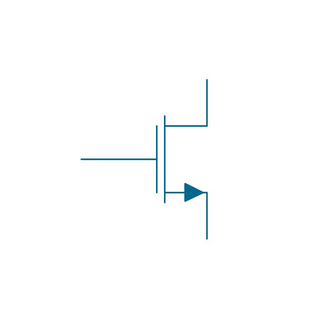 MOSFET, N, enh, Sedra, MOSFET, metal-oxide semiconductor field-effect transistor, N-type channel, Sedra,
