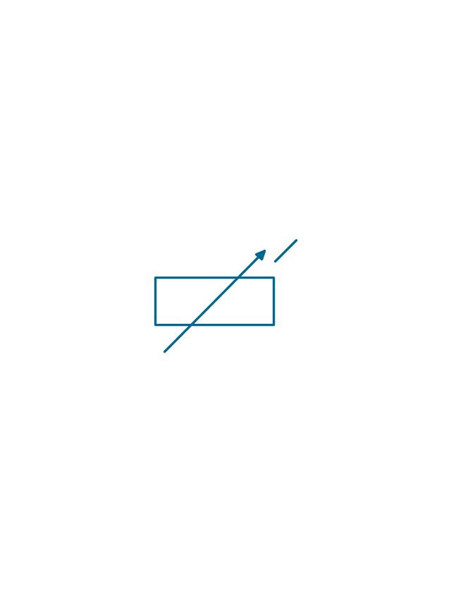 Continuous resistor, continuous resistor, resistor,