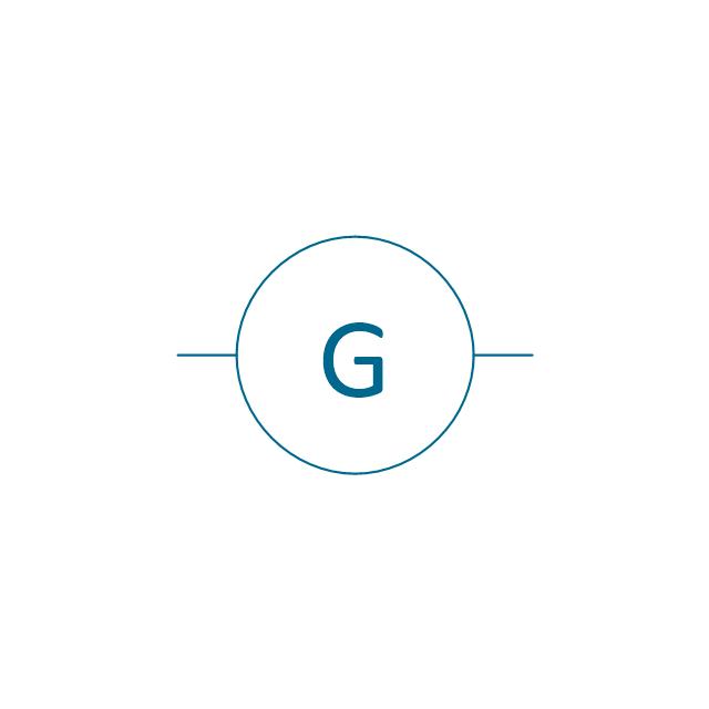 Generator, rotating machine, generator,