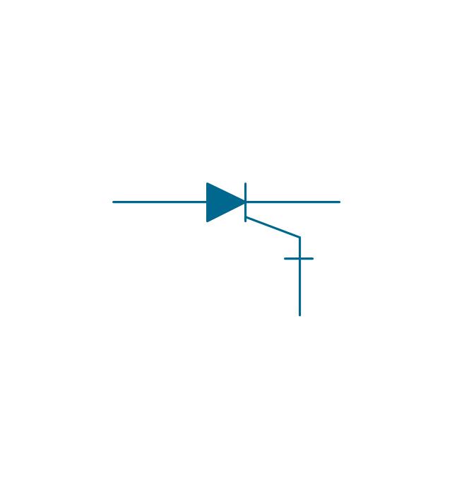 Turn-off triode, P, turn-off triode, thyristor,