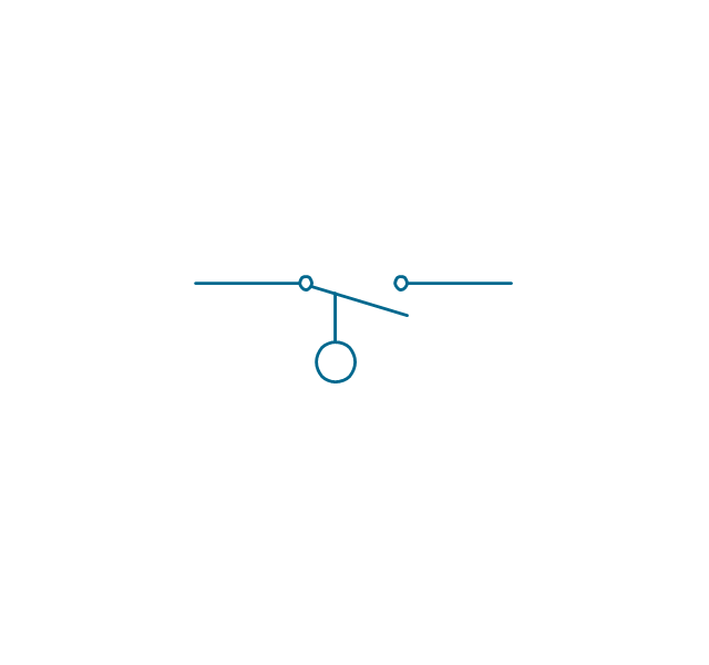 Electrical Symbols \u2014 Switches And Relays Rhconceptdraw: Electrical Schematic Symbols Limit At Gmaili.net
