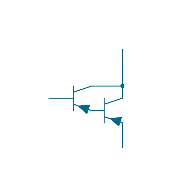 Darlington transistor, PNP, Darlington transistor, PNP,