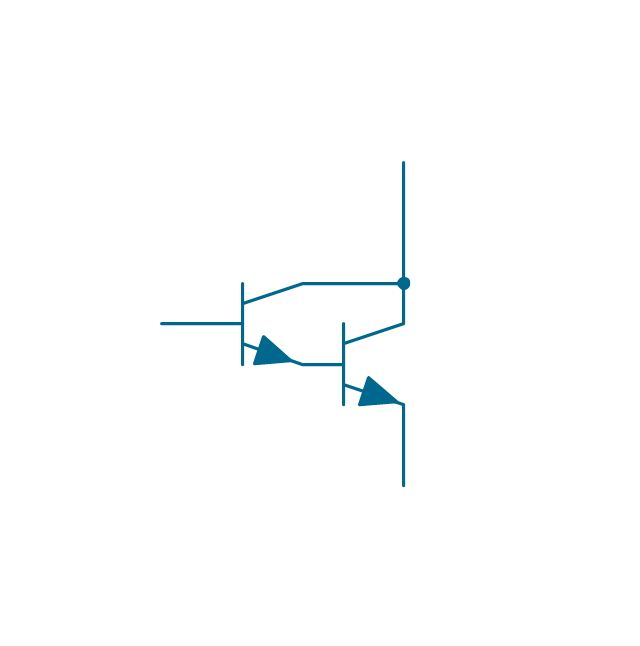 Darlington transistor, NPN, Darlington transistor, NPN,