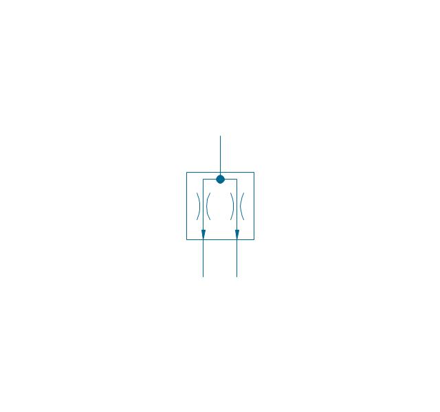 Flow divider, flow divider, valve,