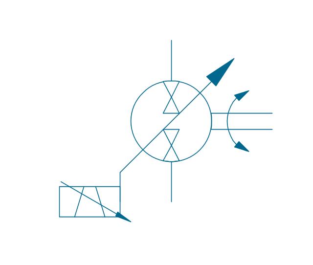 Pump-motor, var., var. solenoid 2, pneumatic pump motor,