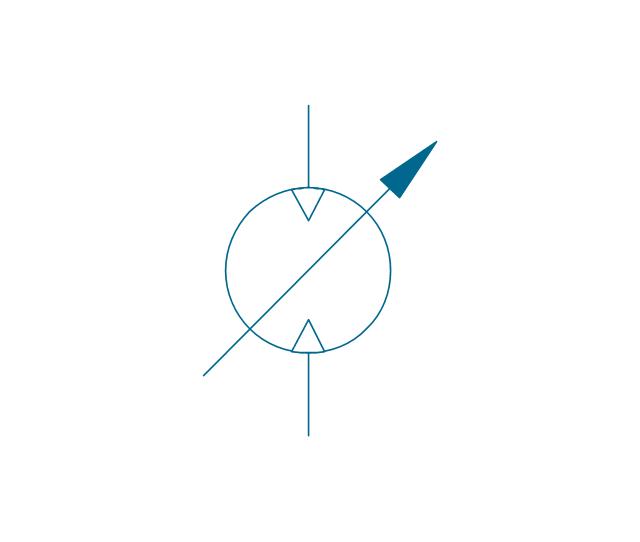 Design elements - Pneumatic pumps and motors | Mechanical Drawing ...