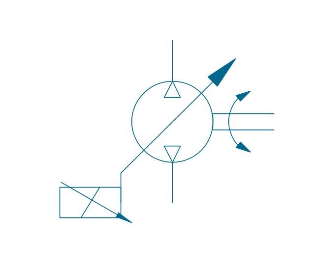 Design Elements Pneumatic Pumps And Motors Mechanical Drawing