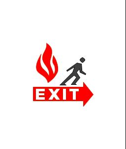 Emergency Exit, emergency exit,