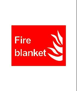 Fire Blanket, fire blanket,
