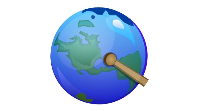Globe, globe,