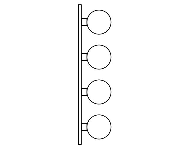 4-light bar, light bar,