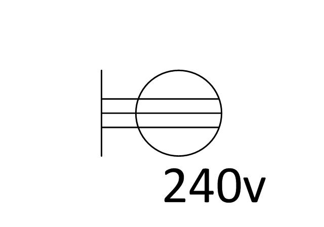 240v Outlet, 240v outlet,