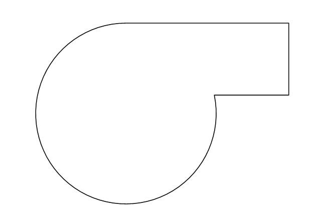 Centrifugal fan 2, centrifugal fan,