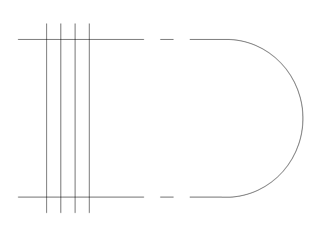Radiant panel (plan), sgl, radiant panel,