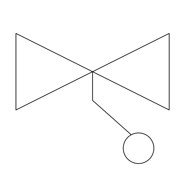 Mechanical Drawing Symbols Process Flow Diagram Symbols - oukas.info