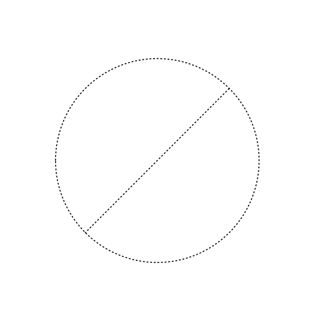 Circular inlet, hidden, circular inlet,
