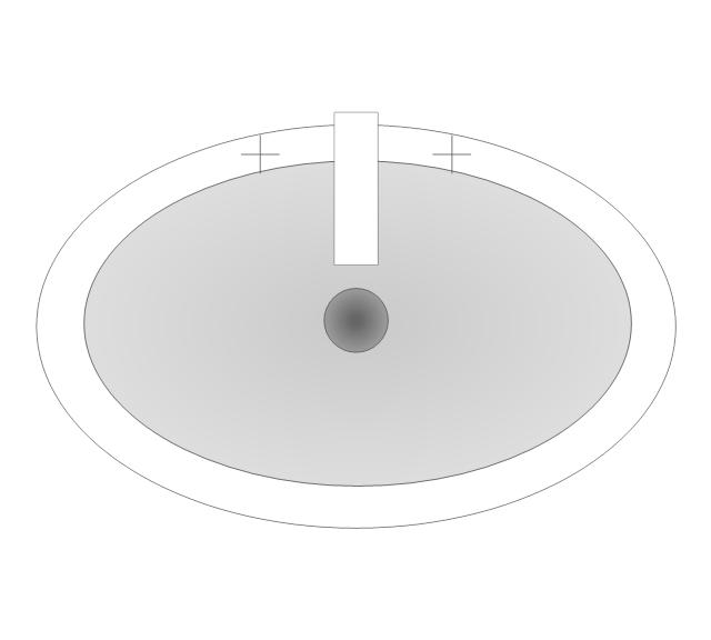 Pedestal Sink 3, pedestal sink, round freestanding sink,