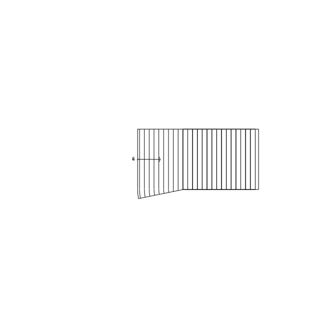 Hand rail, hand rail, handrail,