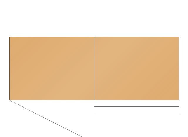 Cabinet 2, 2 Drawer and Door, cabinet, drawer, door,