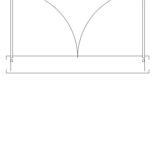Double door stop threshold double door  sc 1 st  Conceptdraw.com & Doors - Vector stencils library