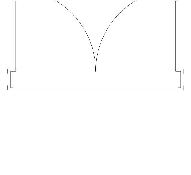 Doors - Vector Stencils Library