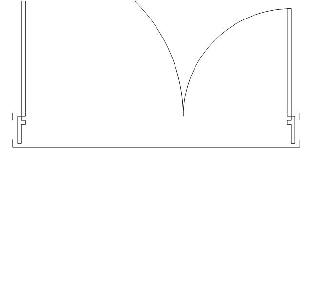 Doors Vector Stencils Library Design Elements Doors