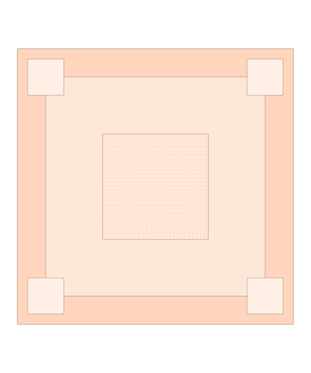 Square Rug, square rug,