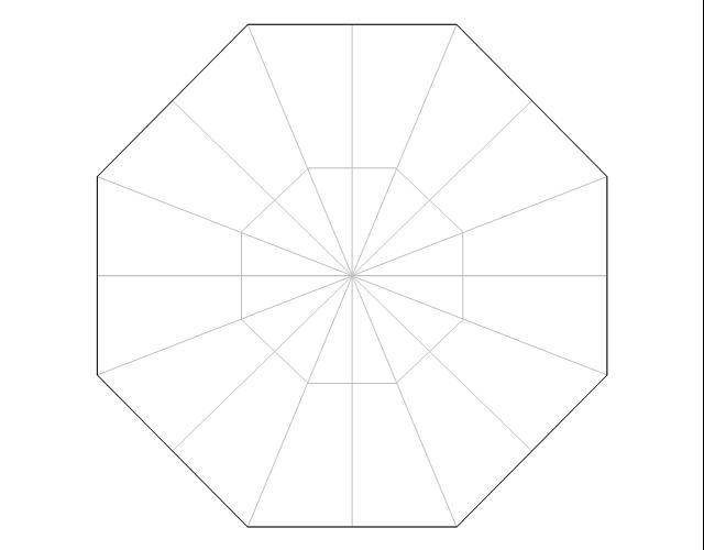 Hexagonal roof, Hexagonal roof, roof,