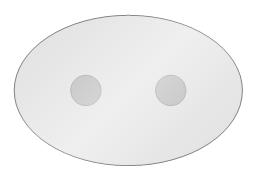 Glass Oval Table, glass oval table, glass table,