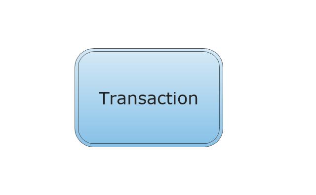 Transaction, transaction,
