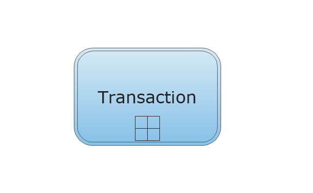 Transaction - Collapsed, collapsed transaction,