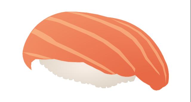 Sushi, sushi,