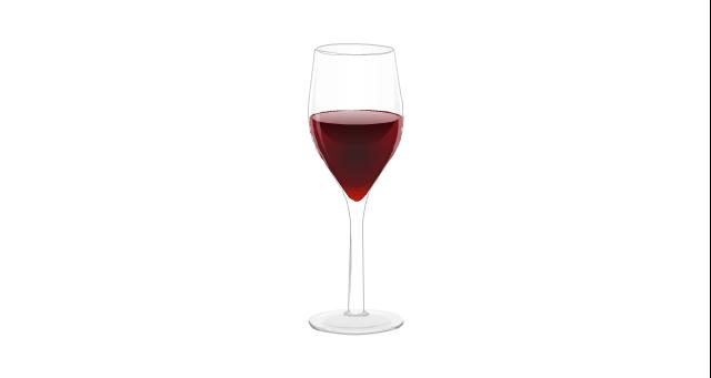 Vine, vine, wineglass,